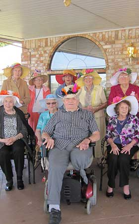 Amenities offered at La Porte senior living