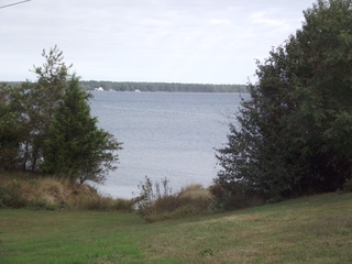 View of the grounds at Dockside Health & Rehab
