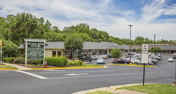 Spaces available for rent at Fairfax Station Square in Fairfax Station