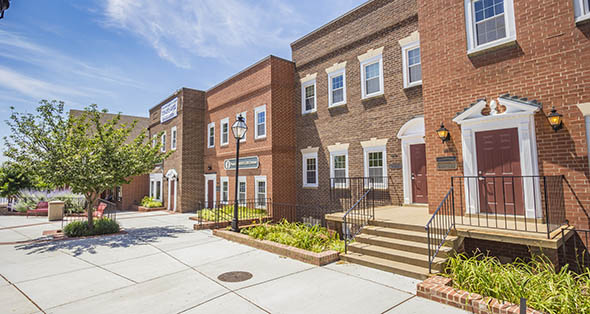 Spaces available for rent at Jermantown Square & West Fairfax in Fairfax