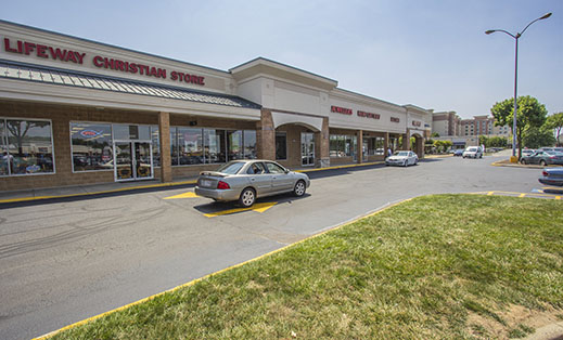 Lease plan at Springfield Plaza