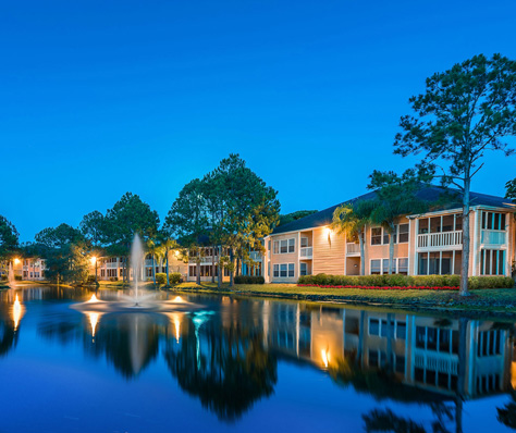 Bradenton apartments for rent at Sun Chase have great amenities.