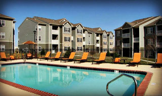 Pg outdoor pool at our apartments