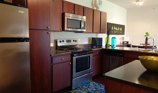 Pg kitchen appliances at apartments in mo