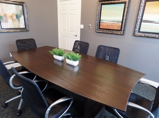 Stone oak resident conference room