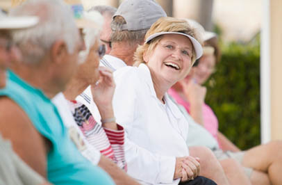 Broadmore Senior Living at Teays Valley offers a schedule of fun events regularly.