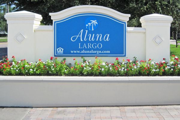 Welcome to beautiful aluna largo!