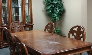 Whitestone meeting table