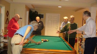 Billiards game area the birches assisted living 2017 (4908 x 2760)