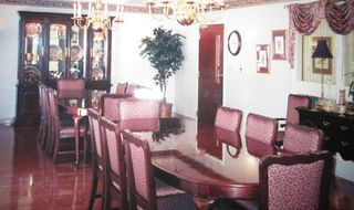 Nash private dining