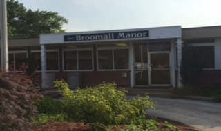 Broomall building