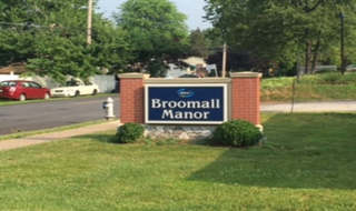 Broomall sign