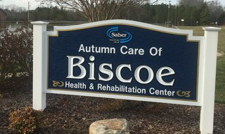 Biscoe sign