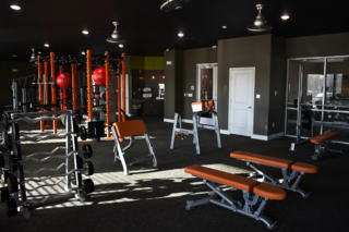 Dominion fitness center