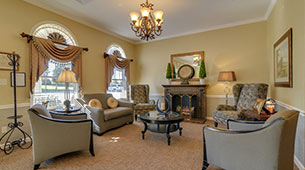 Amenities offered at The Arbors at Springfield Heights in Springfield, TN.