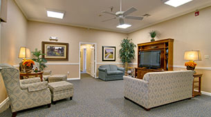 Amenities offered at The Arbors at Parkway Cove in Covington, TN.