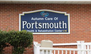 Portsmouth sign