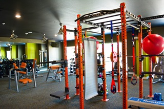 Dominion fitness center 1