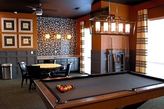 Dominion pool table