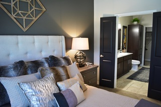 Dominion model bedroom 3