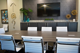 Dominion conference table