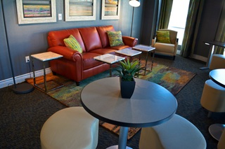Dominion resident lounge