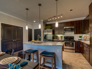 Dominion model kitchen 4