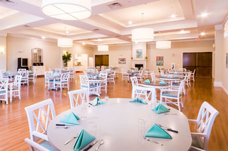 Photo tour assisted living in spring texas dining
