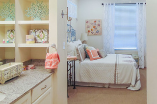 Photo tour assisted living in spring texas bath bedroom