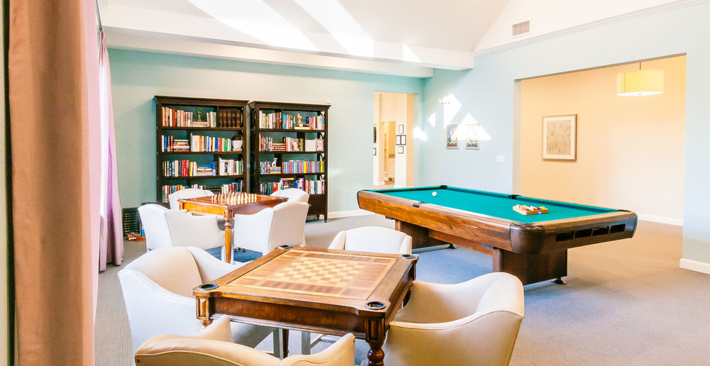 Huge assisted living in spring texas billiards