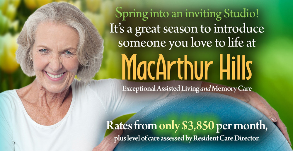 Assisted living irving texas studio specials spring 4