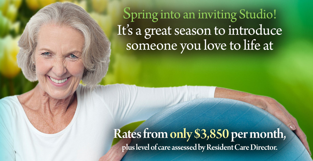 Assisted living irving texas studio specials spring 2