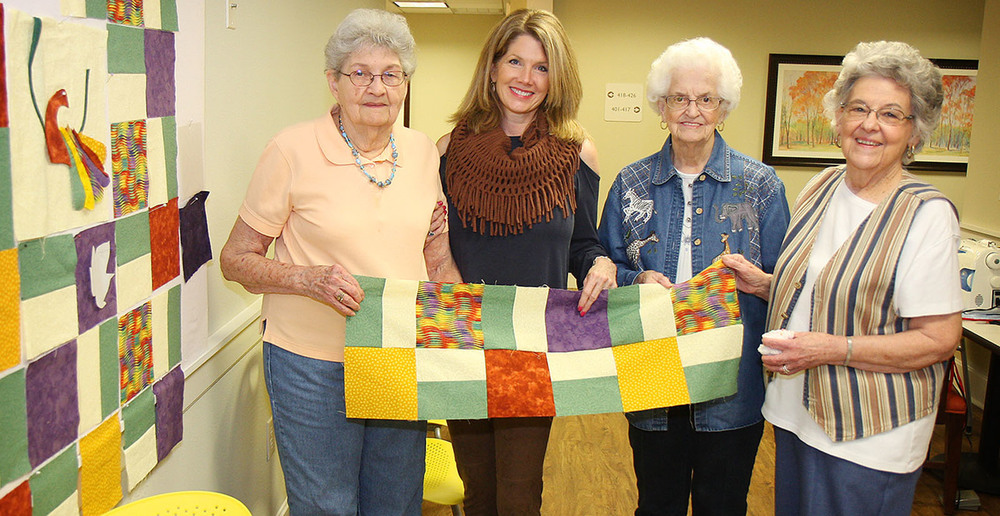 Assisted living irving texas quilting club