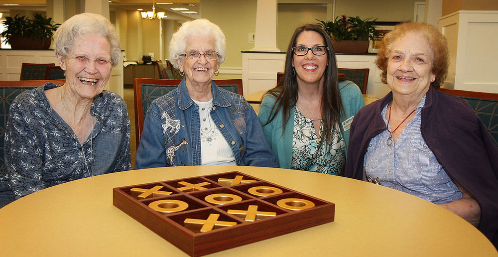 Assisted living irving texas community