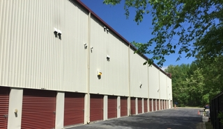 Odenton Self Storage bldg exterior