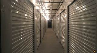 Inside units at towne storage