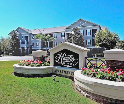 Brandon Apartments Hamlin At Lake Brandon In Brandon Fl 33511