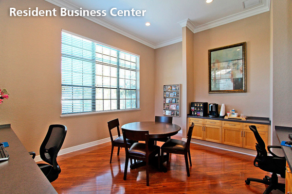 Resdient business center1