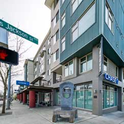 Our Capitol Hill Seattle apartments are located near some of Seattle's finest shopping.