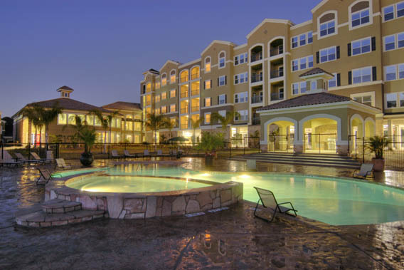 Texas apartments for rent at The Abbey on Lake Wyndemere