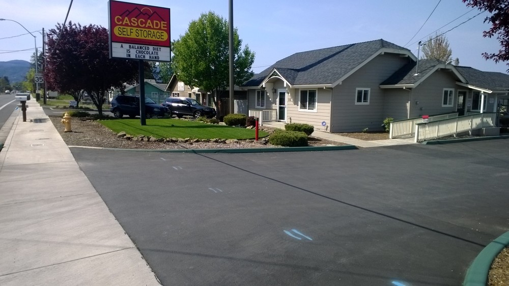 Self Storage in Medford OR & Self Storage Units in Medford Oregon | Cascade Self Storage