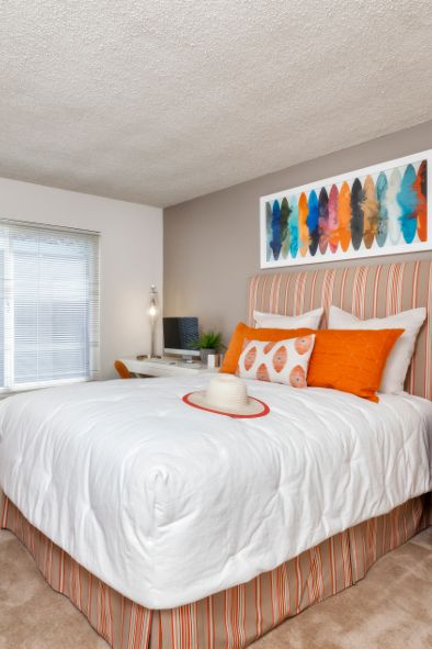 1 And 2 Bedroom Apartments In Sunnyvale With Relaxing Whirlpool Spa