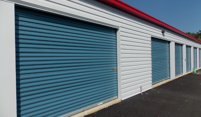 About Self Storage Plus