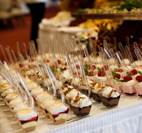 Culinary Services at Hawthorn Appetizers