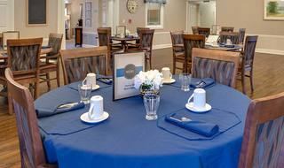 6 chestnut glen assisted living st peters dining