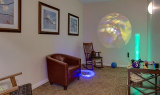 8 mill creek memory care quiet room