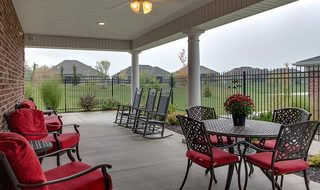 13 mill creek memory care secure outdoor spaces