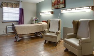 11 st clair nursing private room