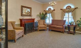 3 large assisted living fireside lounge