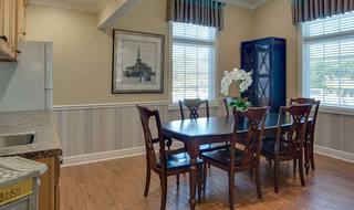 8 memory care private dining room